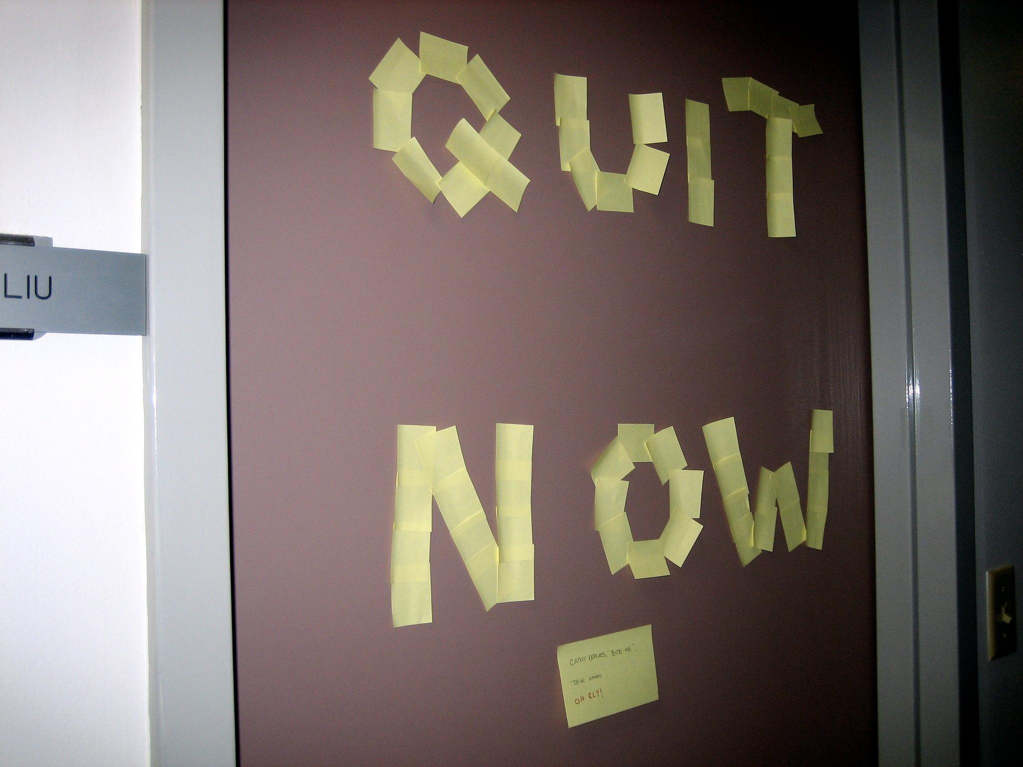 อัตราส่วนของชาวอเมริกันที่ลาออกจากงานอยู่ที่ 2.7% ในเดือน เม.ย. 2564 ถือเป็นอัตราส่วนสูงสุดนับตั้งแต่ปี 2543 เป็นต้นมา