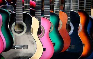 Guitar Town | by Thomas Hawk