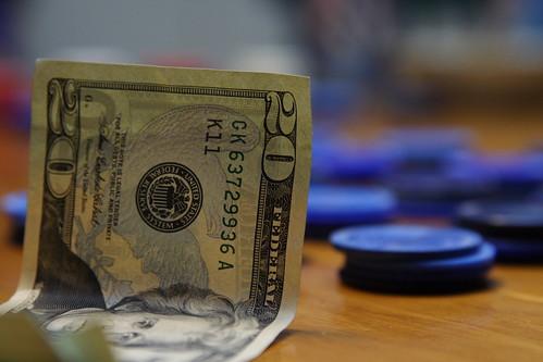 Cash Money   by Aaron Jacobs