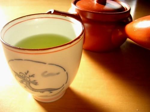mornig green tea | by Kanko*