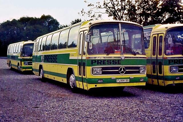 Nostalgie - WM1974 - DB O 302