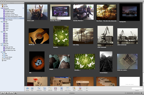 Flickr PhotoStreams to iPhoto PhotoCasts | by ctaloi