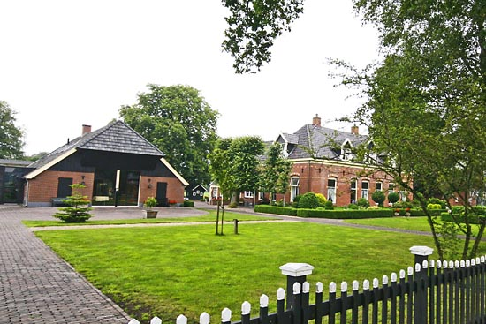 Diepenheim - Oranjemuseum Nieuwe Haghuis
