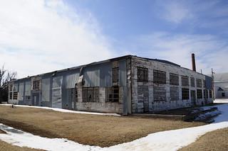 Pratt Army Air Field Building