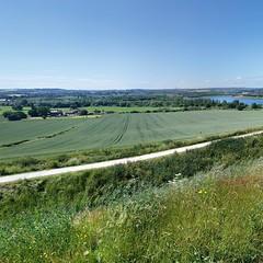 Towards Emley Moor #latergram #nofilter