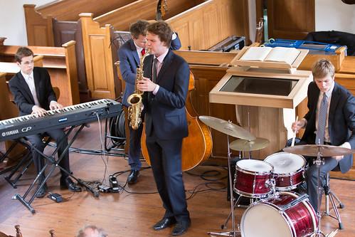 The Jazz Commotion - Amzaf 2015