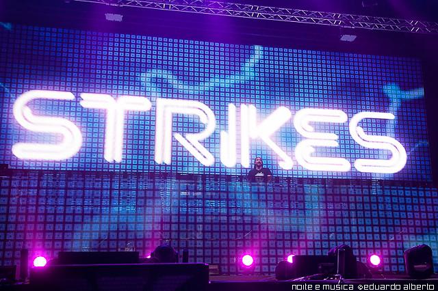 Steve Aoki - MEO Sudoeste '15