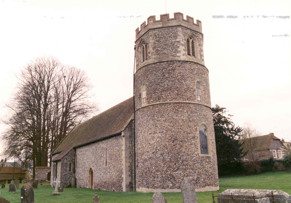St Mary, Great Shefford, Berkshire