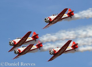 Aeroshell Display Team | by danreeves14