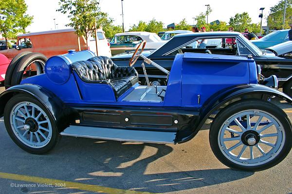 1915 Overland Speedster