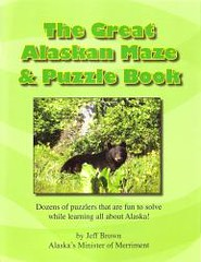 the great alaska maze and puzzle book