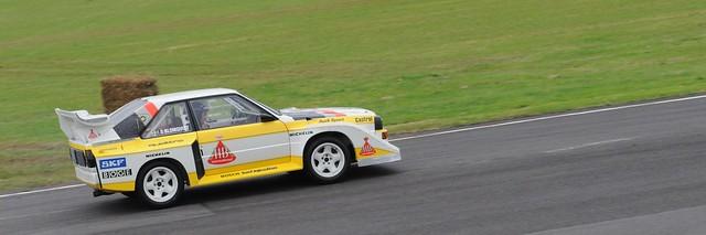 Audi Quattro E2
