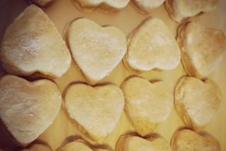 AME - Heart Biscuits | by debhallock