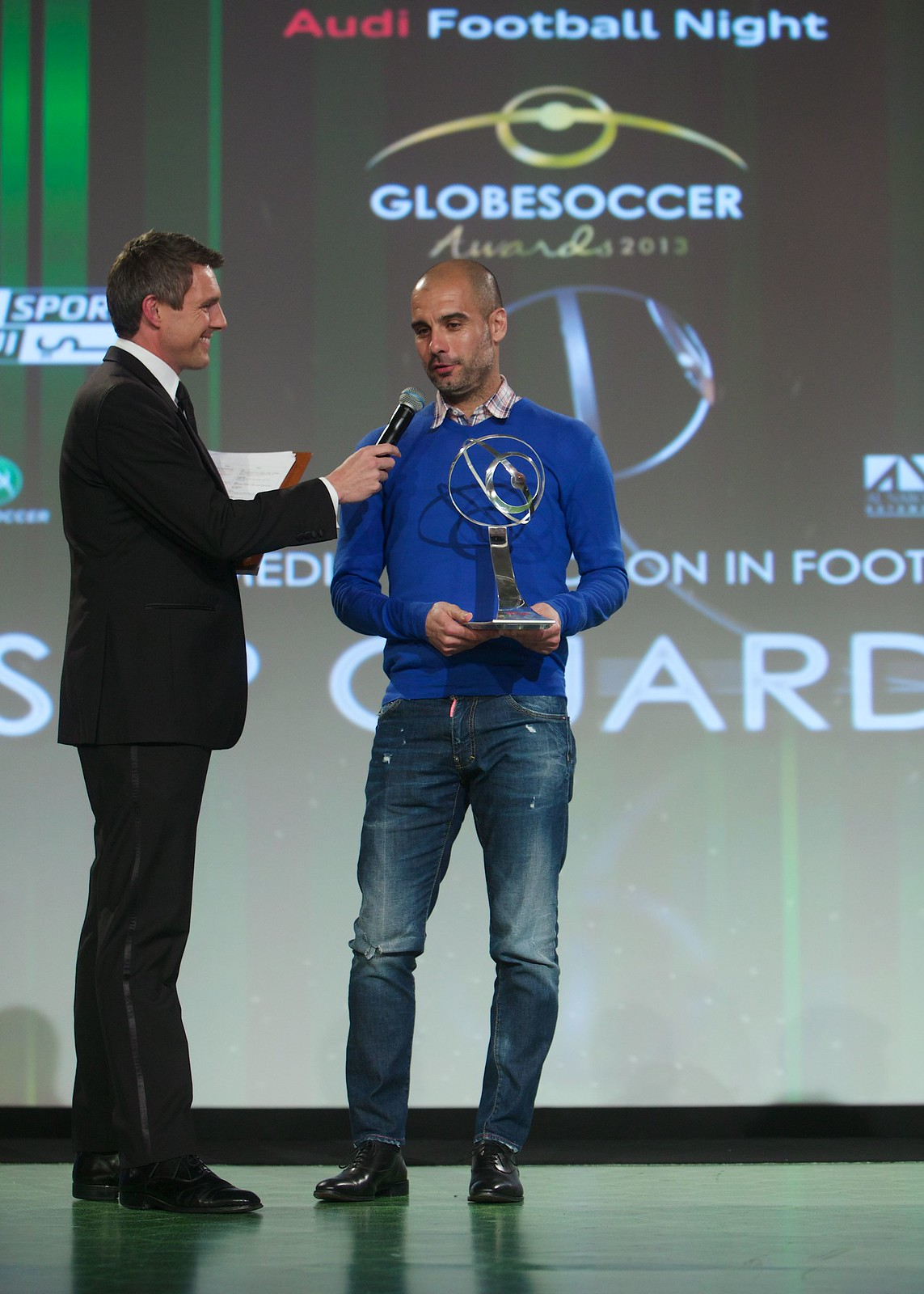 Globe Soccer Awards 187