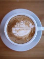 Today's latte, docker. #geeklatte   http://www.docker.io/