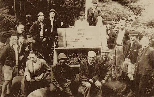 Mineros de Altaussee
