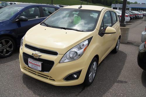 2014 Chevrolet Spark Photo