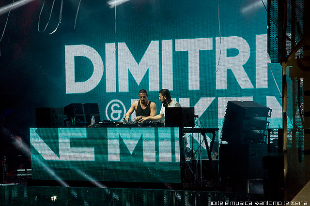 EDP Beach Party - Dimitri Vegas and Like Mike