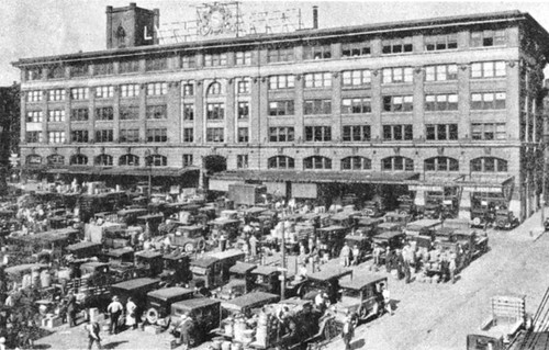 marketplace grand & beaver  albany ny prob early 1920s | by albany group archive