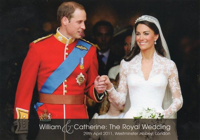 z Unavailable: Royal: W&C Royal Wedding 1