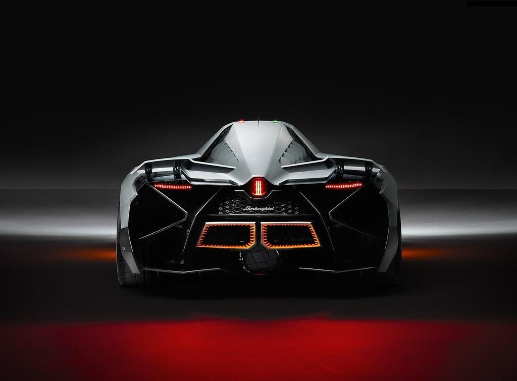 2013 Lamborghini Egoista Concept Lamborghini Egoista Conce Flickr
