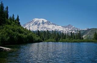 Mt. Rainier | by shesnuckinfuts