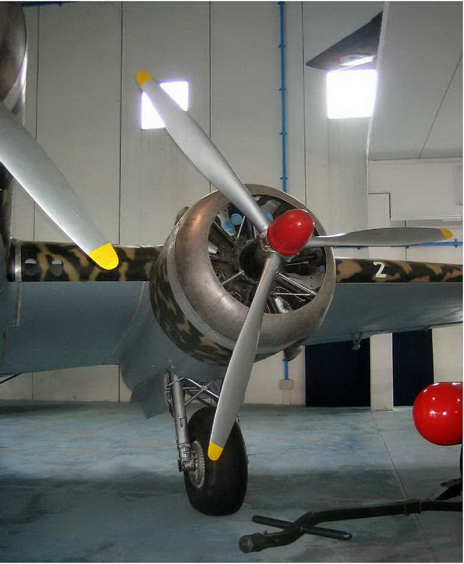 Savoia Marchetti SM-79 (6)