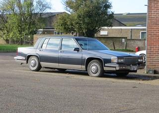 1988 Cadillac Fleetwood | by Spottedlaurel
