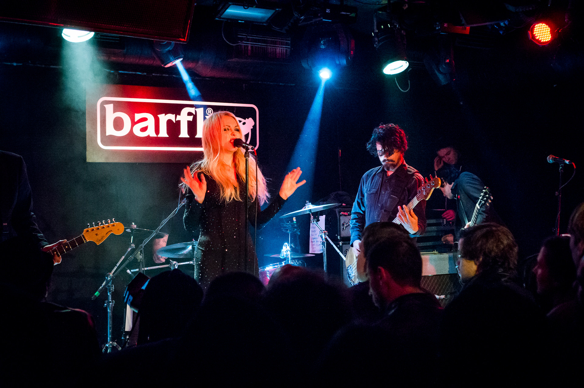 88/365 - Sweethead at the Barfly