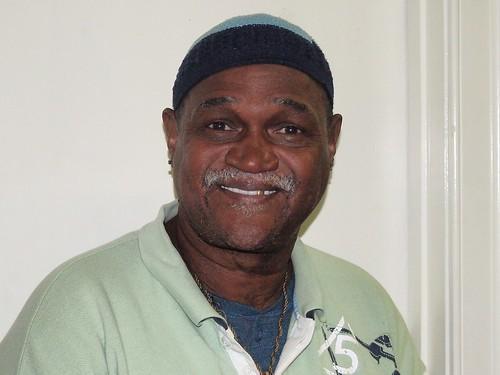 Ronald Lewis, President, Big Nine