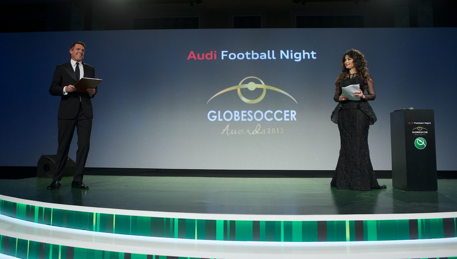 Globe Soccer Awards 153