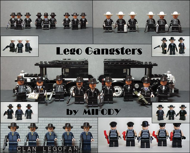 Lego Gangsters
