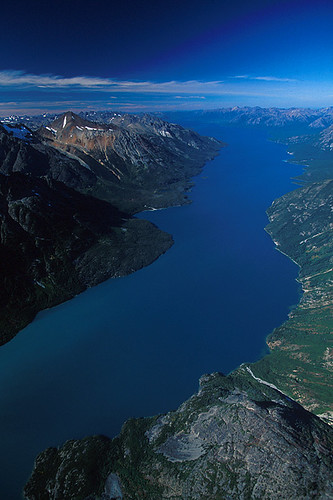 Chilko Lake, Chilcotin, British Columbia.