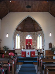 St Stephen's Church, interior, May 2010