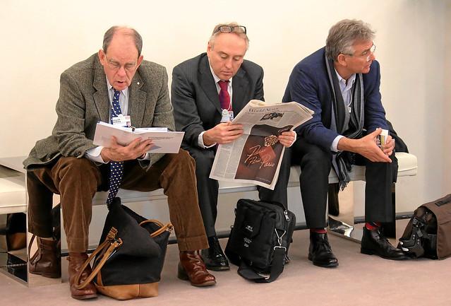 World Economic Forum 2014: Newspaper