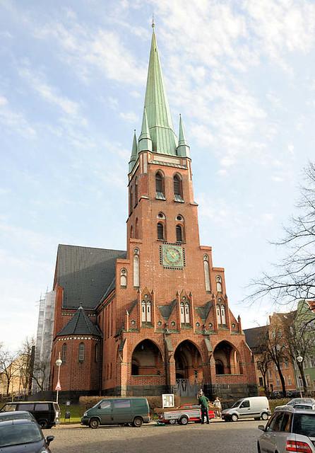 Heilig Geist Kirche Rostock