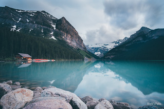 Lake Louise   by The World's Paths