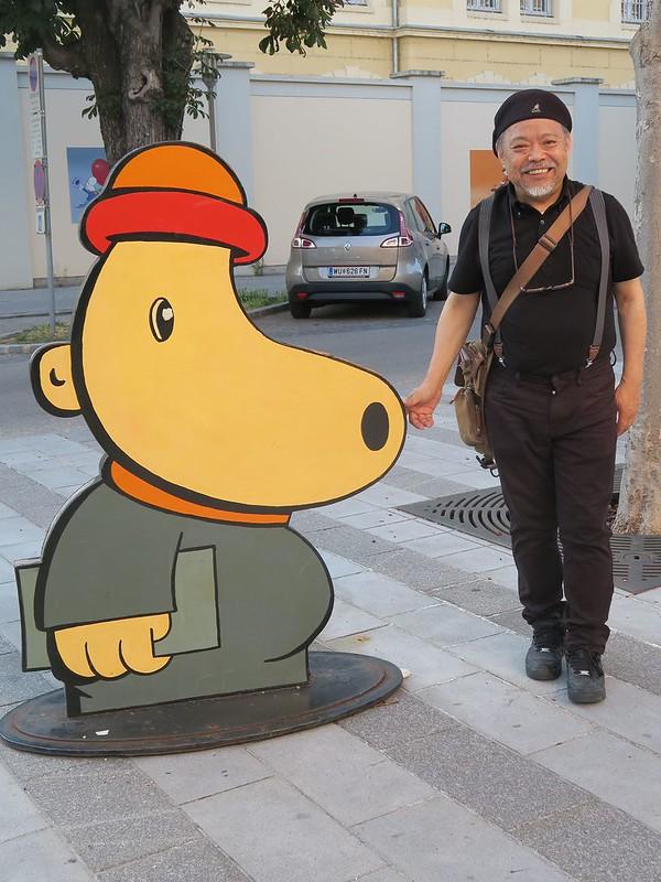 Cartoon Museum Krems, Hiroshi Nakano
