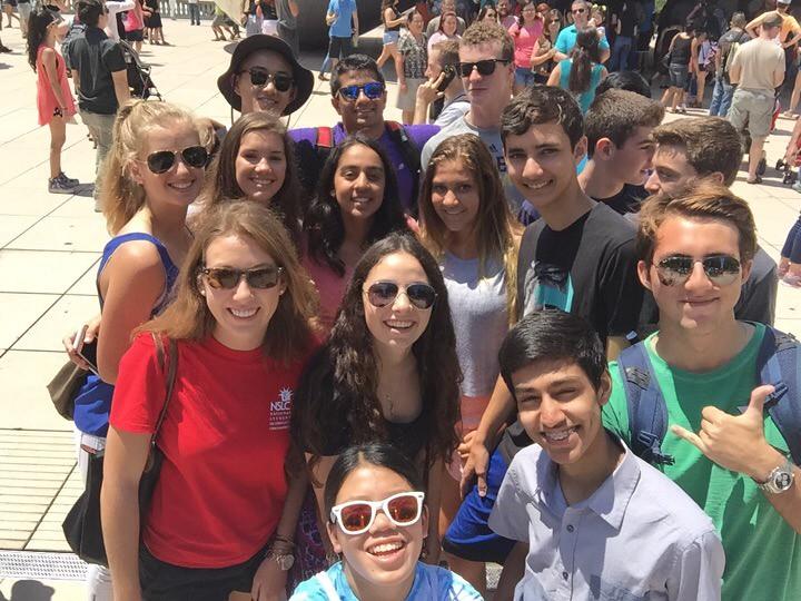 NSLC Business: Millennium Park July 12, 2015