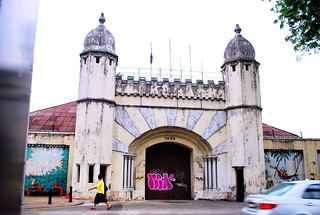 Main Entrance Pudu Jail.