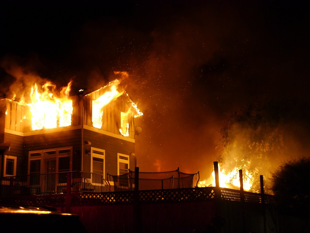 PLAYING WITH FIRE GONE WRONG (HOUSE BURNED DOWN) - YouTube