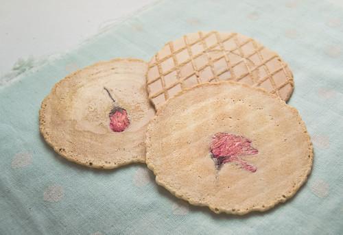 Sakura sembei