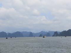 Erste Eindrücke Halong Bay