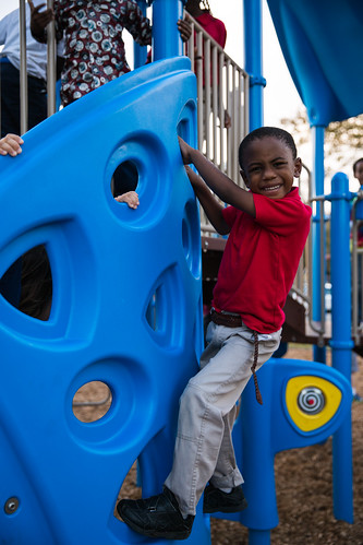 Coalition Builds New Playground in One Day for Chicora-Cherokee Community | by North Charleston