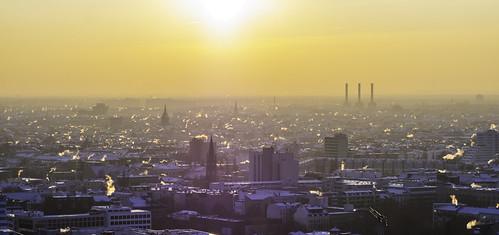 West Berlin in Mist | by kohlmann.sascha