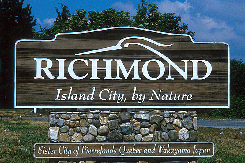 Richmond, Greater Vancouver, British Columbia, Canada