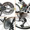 369-001 TW-BENTS MANTIS螳螂-進階款可摺疊斜躺三輪車27速黑-5