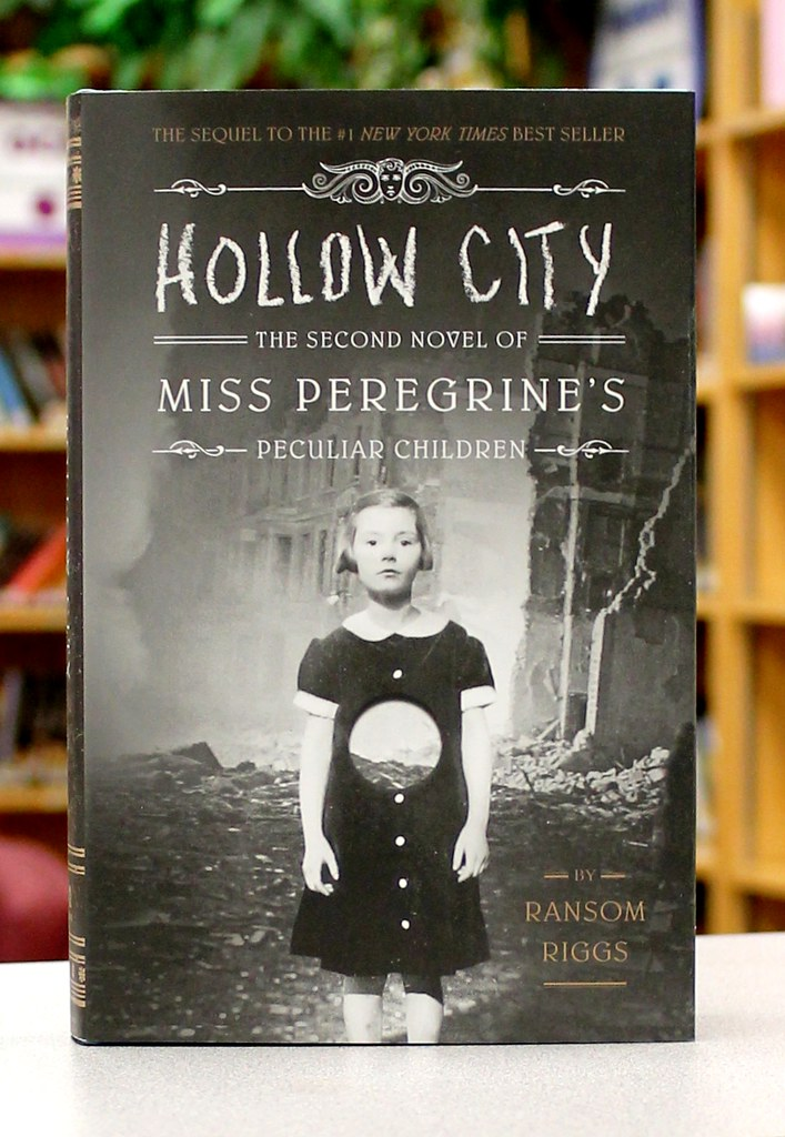 Image result for miss peregrine's home for peculiar children book series in order