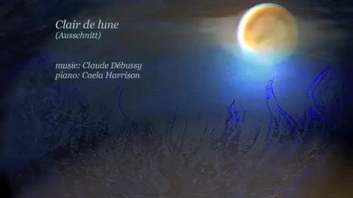 Clair de lune (an extract), 2014