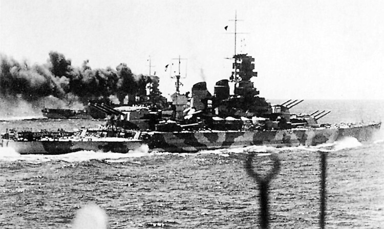 Battleship Littorio
